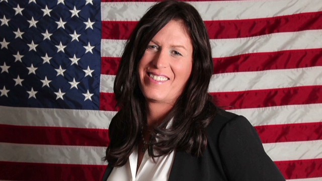 Kristin Beck: 'I'm still a human being'