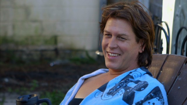 Kristin Beck: 'It's natural to me now'