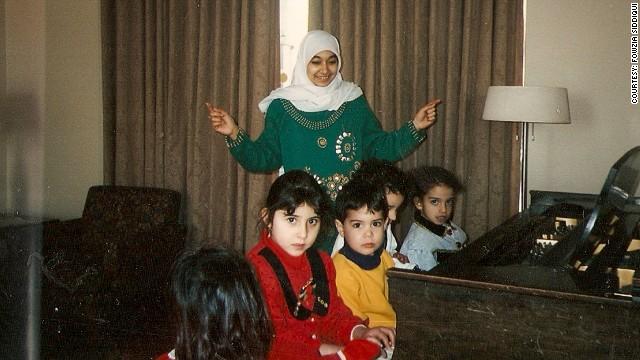 Aafia Siddiqui's sister speaks to CNN