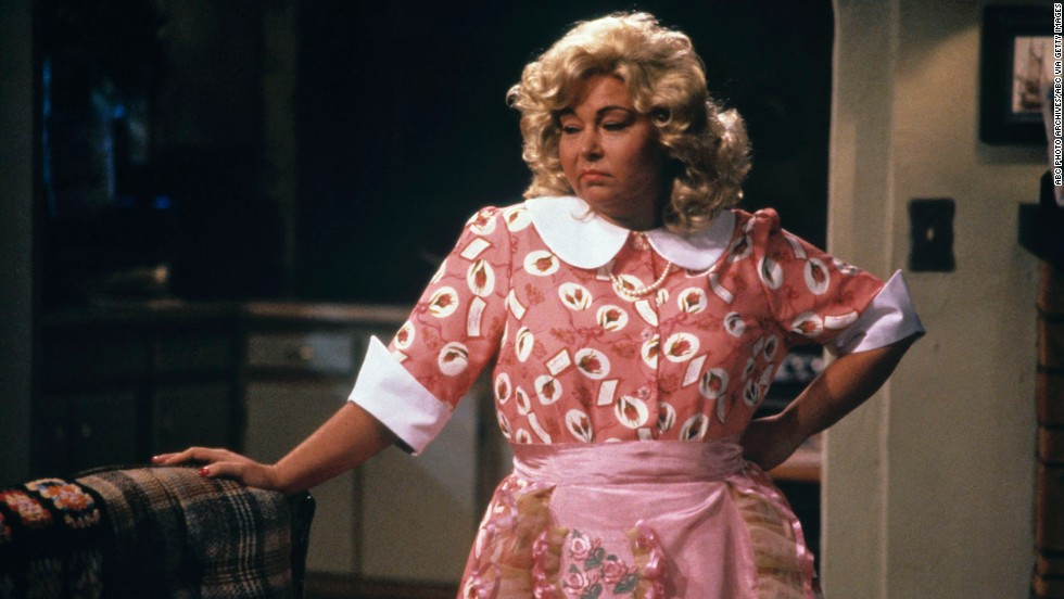 In 1988, Roseanne Barr thought it was high time the TV mom got a makeover. Doing away with the ludicrously pristine versions networks had handed out for years, Barr brought us Roseanne Conner, a sarcastic but loving mother whose blue-collar family was exactly what viewers wanted. With her stand-up background, Barr wasn't going to be anything other than honest -- both in the fictional sitcom, and behind the scenes  -- and American viewers loved her for it. The show became No. 1 in the Nielsen ratings in its second season and stayed in the top slots for most of its nine-season run.