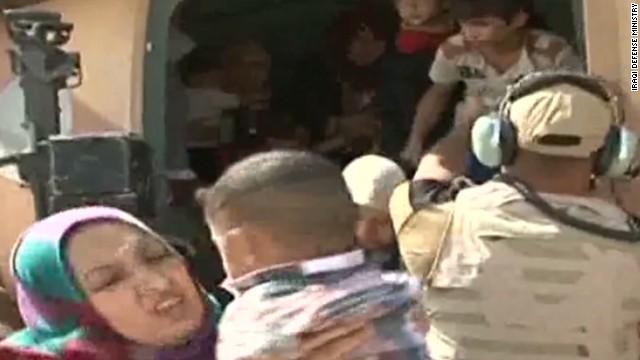 ISIS siege of Iraqi town broken
