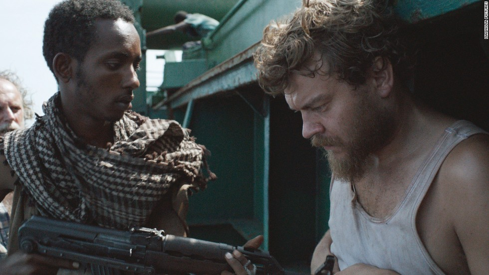 """Captain Phillips"" got all the press, but the Danish film <strong>""A Hijacking"" </strong>(2012) -- also about Somali pirates -- is well worth seeing, Maltin says. It ""haunted my thoughts for several days after I saw it,"" he wrote."