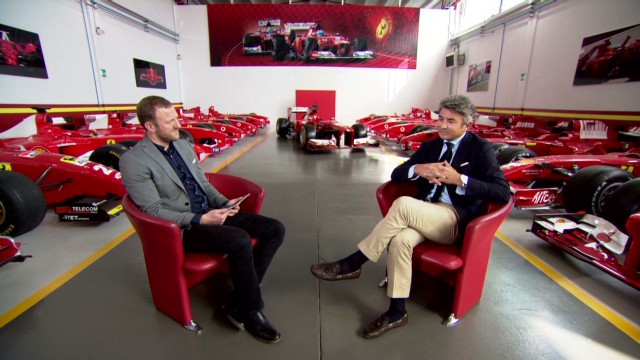 Could Ross Brawn return to Ferrari?