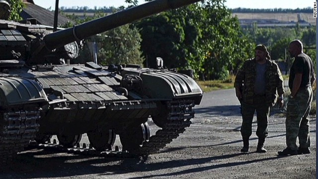 Russia denies having troops in Ukraine