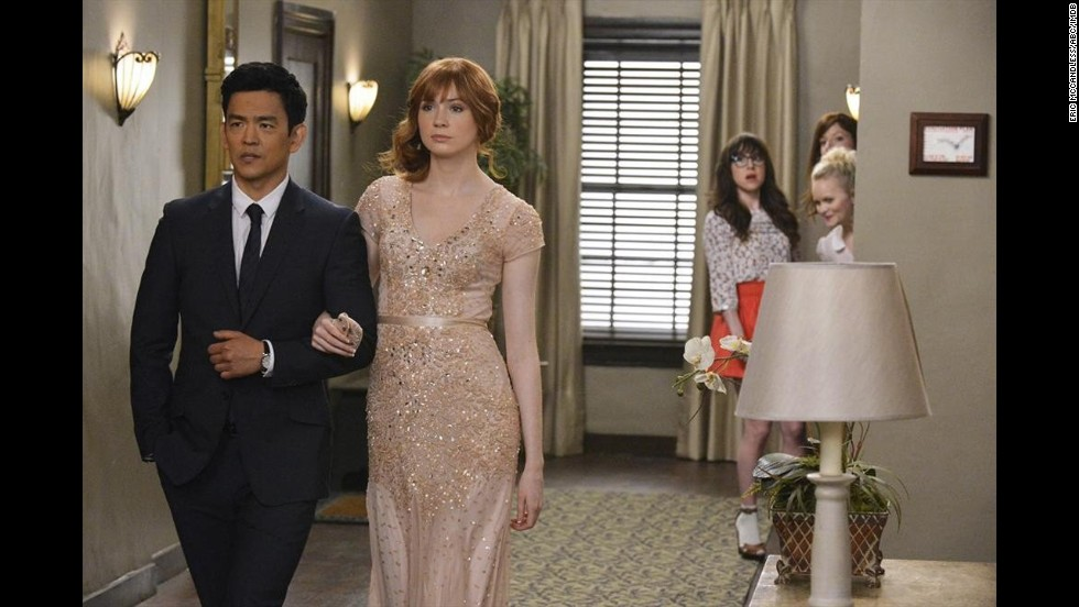 "<strong>""Selfie"" (ABC)</strong> -- This season's nominee for show-most-likely-to-be-hate-watched is a comedy that stars Karen Gillan and John Cho in what is being described as a modern-day version of ""My Fair Lady."" (September 30)"