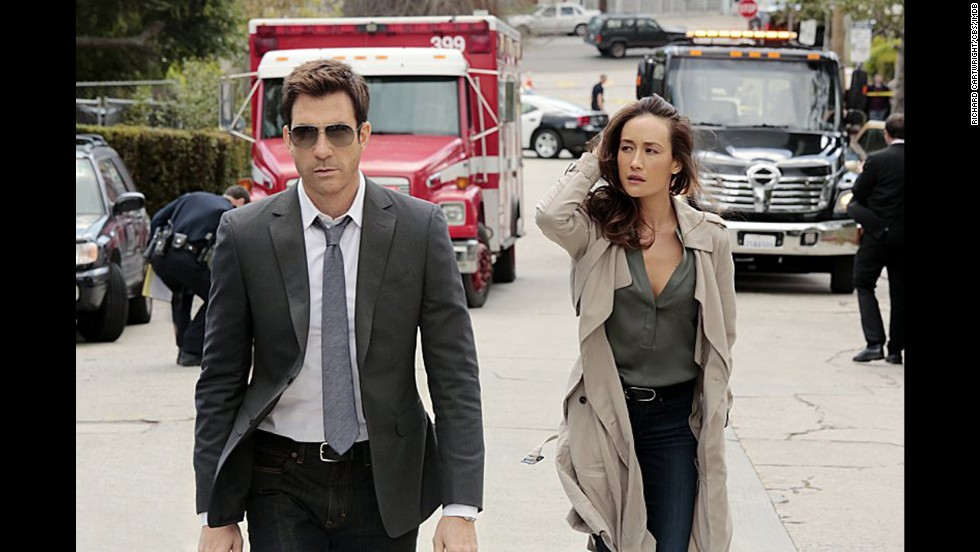 """Stalker"" received a lot of criticism when it debuted in the fall, and CBS decided not to give it a season 2."