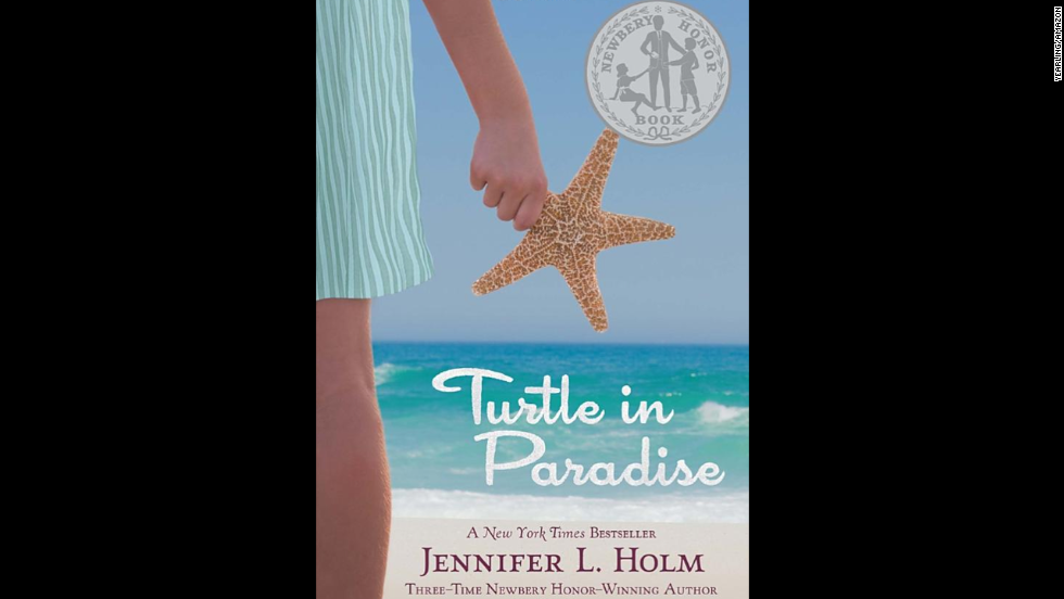 "For ages 8+, ""Turtle in Paradise"" by Jennifer L. Holm centers around 11-year-old Turtle and her life in Key West, Florida, in the 1930s."
