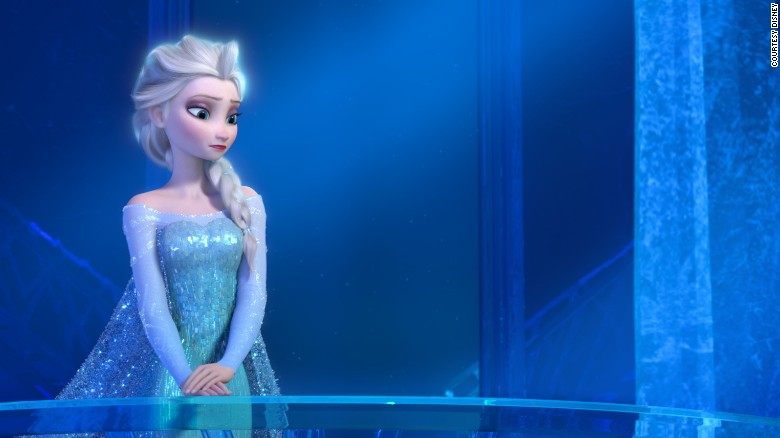 Is China's 2022 Winter Olympics song too much like 'Frozen's' 'Let It Go'?
