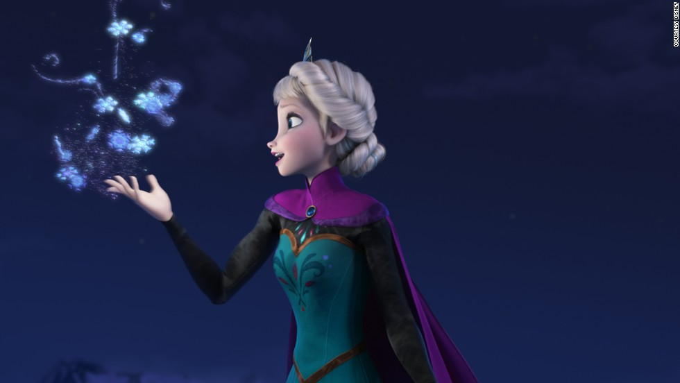 "Disney's ""Frozen"" was everywhere in 2014. The movie was a top search term, little kids bought Elsa dresses in <a href=""http://www.cnn.com/2014/11/05/showbiz/frozen-costume-dresses/"">record numbers</a>, and the catchy ""Let it Go"" was one of the<a href=""http://www.cnn.com/2014/12/08/tech/mobile/apple-year-end-list/""> most purchased</a> songs of the year."