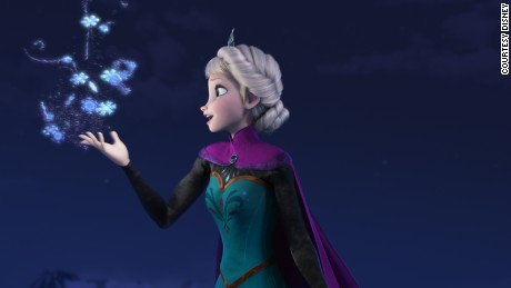"""FROZEN"" (Pictured) ELSA. ©2013 Disney. All Rights Reserved. let it go"
