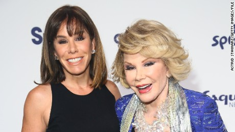 Family of Joan Rivers reaches settlement with clinic  - CNN.com
