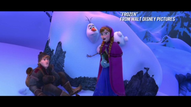 'Frozen' makes a return