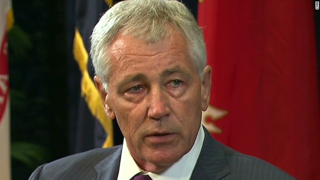 Hagel: U.S. will degrade, destroy ISIS