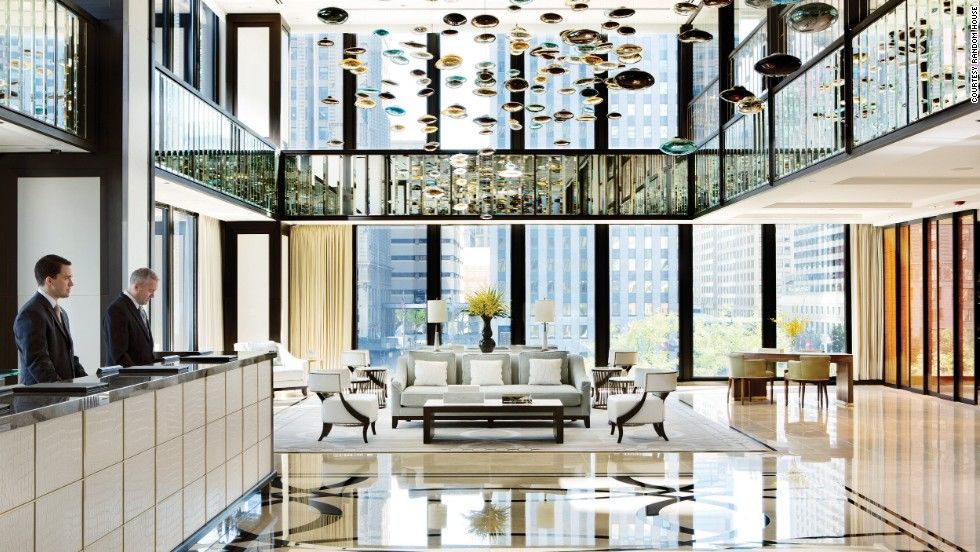 Hotel Foyer Meaning : Fodor s names world top hotels cnn