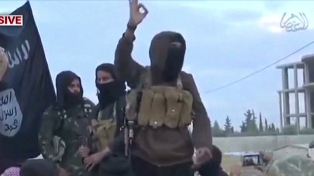 Who is fighting for ISIS?