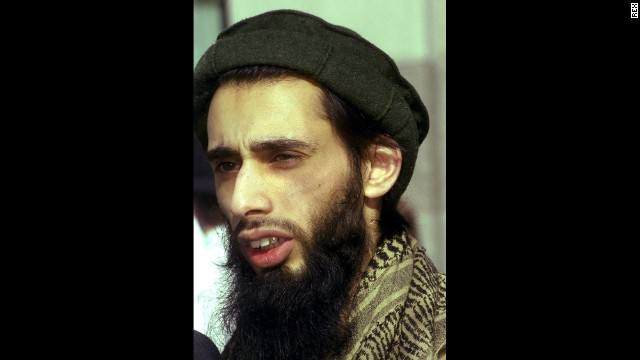Haroon Rashid Aswat, seen in this 2005 file photo, will be extradited to the U.S. in connection with a jihad training camp.