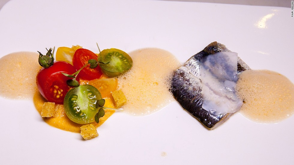 "<strong>The dish: </strong>Roasted sardine with Colonnata lard and tomato, by Rodrigues, executive chef at the Michelin-starred Feitoria restaurant. <br /><br />Think your own festival food snaps are just as Instagram-worthy? <br /><br />Check out the <a href=""http://worldgourmetfestivalbangkok.wordpress.com/mywgf-photo-contest/ "" target=""_blank"">World Gourmet Festival's #MyWGF Instagram Photo Contest</a>. <br /><br /><em>Text by CNN's Karla Cripps.</em>"