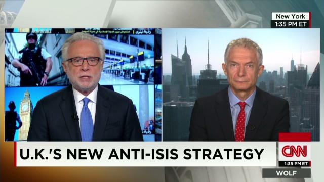 U.K's Anti-ISIS Strategy