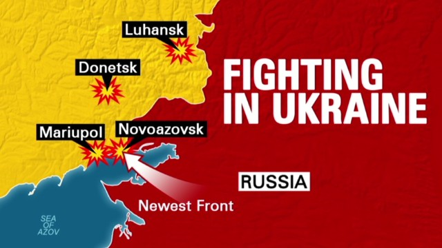 Ceasefire deal reported in Ukraine