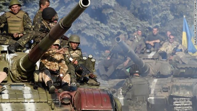 Ceasefire in Ukraine takes effect