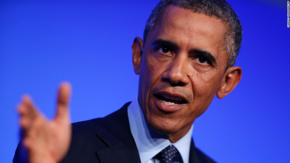 Obama speaks at a news conference at the NATO summit on September 5. The two-day summit was billed as the most important gathering of NATO leaders in more than a decade.