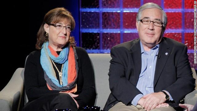Larry and Jane Glazer