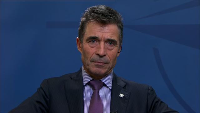 NATO chief on Ukraine, ISIS, Afghanistan