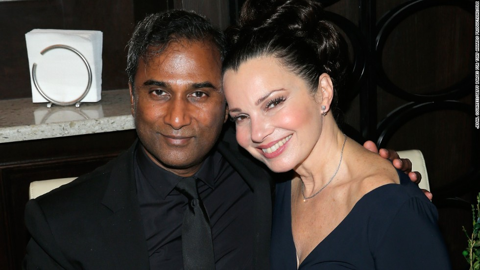 The same weekend that Harris and Burtka married, TV star Fran Drescher was quietly marrying Shiva Ayyadurai at their home. Drescher met Ayyadurai, who developed an email program when he was a teenager, just over a year ago. She shared the surprise marital update on Twitter on September 7.