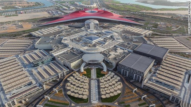 Abu Dhabi's Yas Mall is set to open November, 2014.