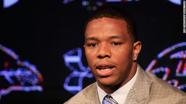 Ray Rice says he's 'in good spirits'