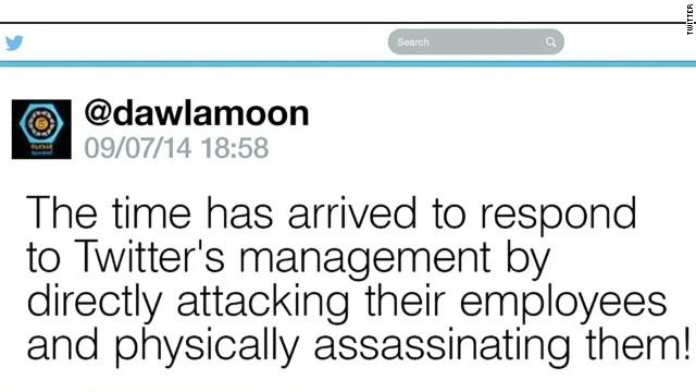 Twitter: Looking into terror threats