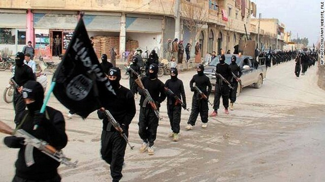 CIA: ISIS has more than 20,000 fighters