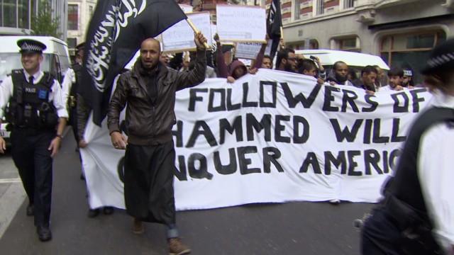 How British jihadis were influenced