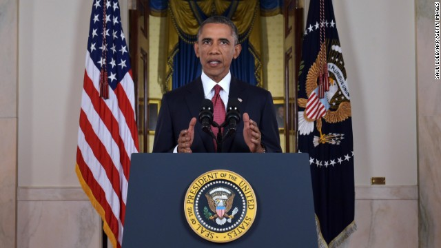 Obama: We will hunt down terrorists