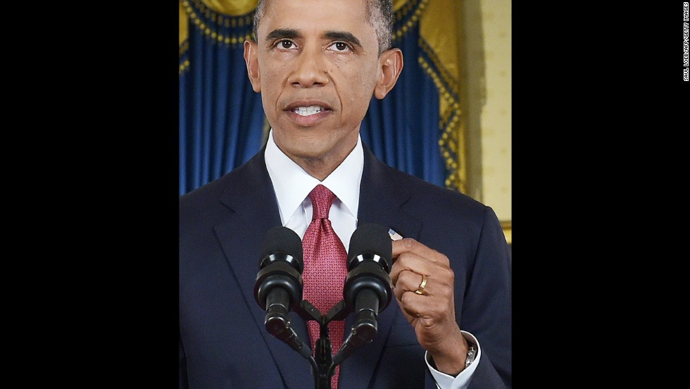 Obama shared new proposals on how to fight and destroy the militant group ISIS.