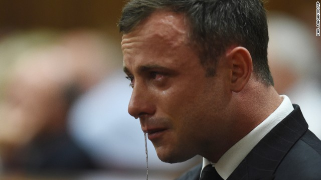 Afbeelding bij What's next for Oscar Pistorius? - 140911081547-oscar-pistorius-cring-0911-horizontal-gallery