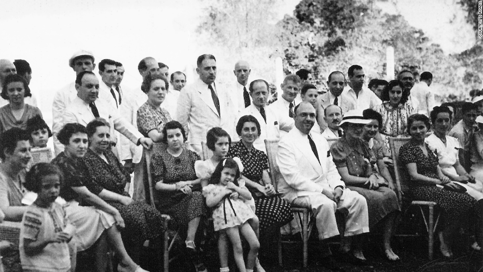 From 1937 to 1941 about 1 200 european jews found refuge from the