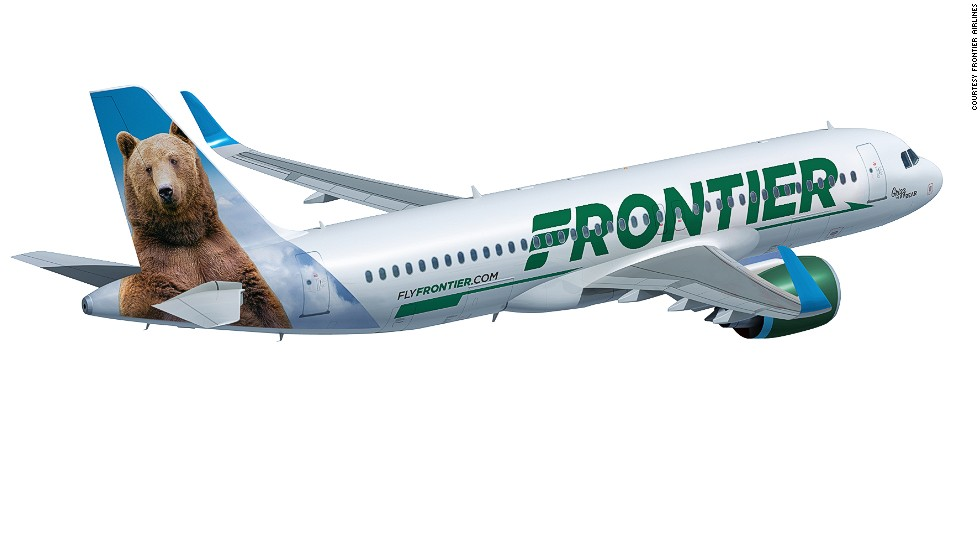 Frontier Airlines redesigned its fleet as well in 2014. The trademark array of animals on the tail have remained, though the carrier has reverted to an older version of the Frontier logo. Both Southwest's and Frontier's redesigns were leaked on Twitter ahead of the official announcements.