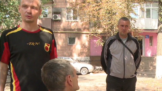 Rebel-held city wants out of Ukraine
