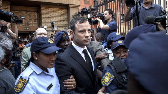 What sentence might Oscar Pistorius get?