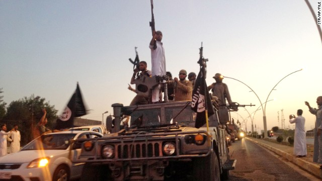 Is ISIS able to bring down American planes?