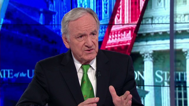 Harkin: 'We can't police the world'