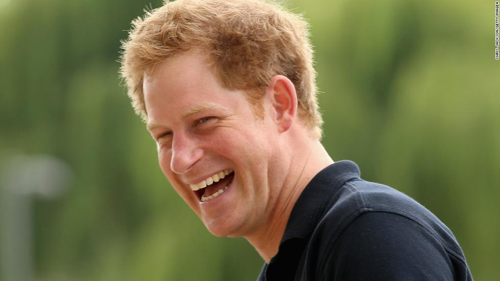 Prince Harry celebrates his 30th birthday on September 15.  The prince has grown up in the public eye. Take a look back as the young prince matured into adulthood: