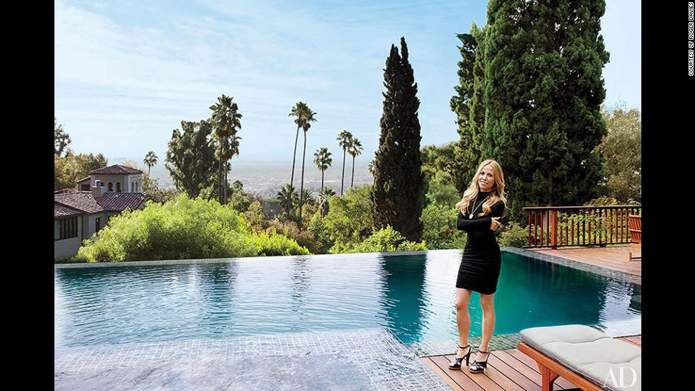 From Ralph Lauren To Gisele B Ndchen 7 Stunning Celebrity Swimming Pools