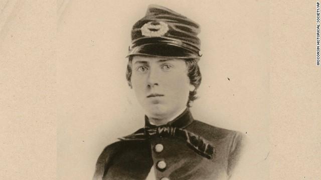 Civil War hero receives Medal of Honor