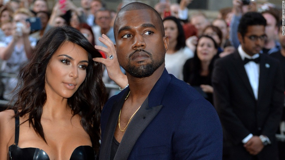<strong>September 2015:</strong> West -- here with wife Kim Kardashian -- asked that concertgoers get to their feet at a show in Sydney. No problem -- until he demanded that some disabled spectators do the same and made snide remarks about a person in a wheelchair.