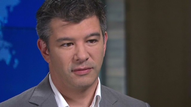 Uber CEO Travis Kalanick is under fire for comments by his vice president Emil Michael.