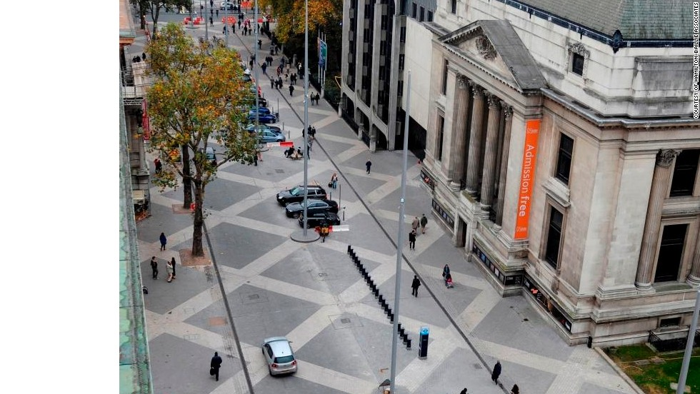 Shared Space Where The Streets Have No Rules