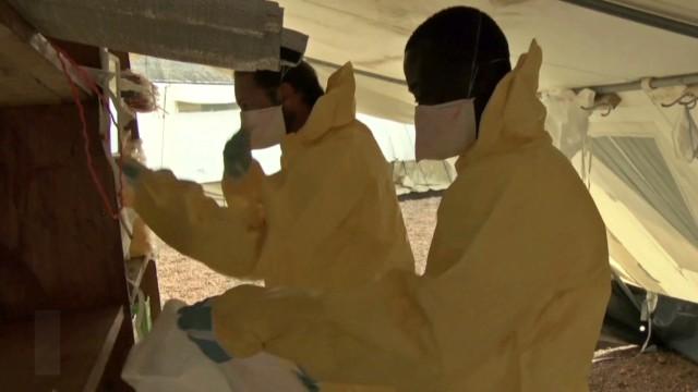 Ebola survivor blood on black market