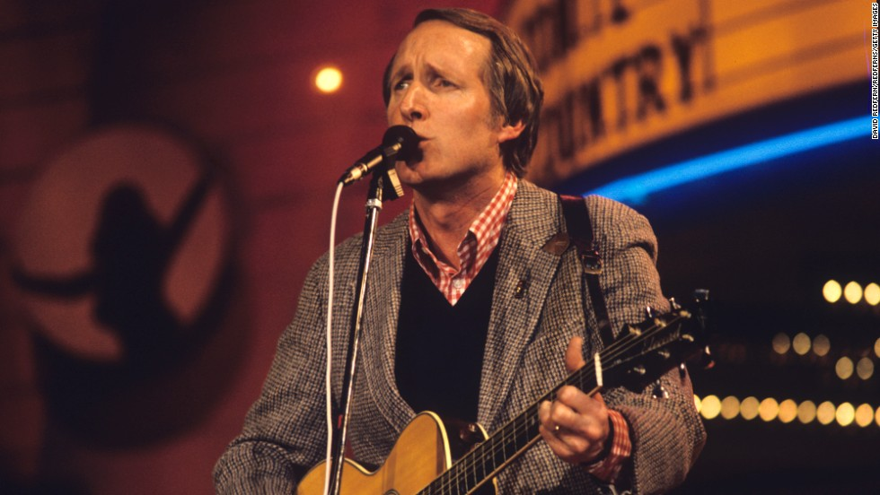 "Singer <a href=""http://www.cnn.com/2014/09/19/us/county-singer-george-hamilton-iv-dies/index.html"">George Hamilton IV</a>, known as the ""International Ambassador of Country Music,"" died at a Nashville hospital on September 17 following a heart attack, the Grand Ole Opry said in a press release. He was 77."